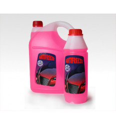 """ANTIFREEZE G11"" ASTMD3306, BS6580"